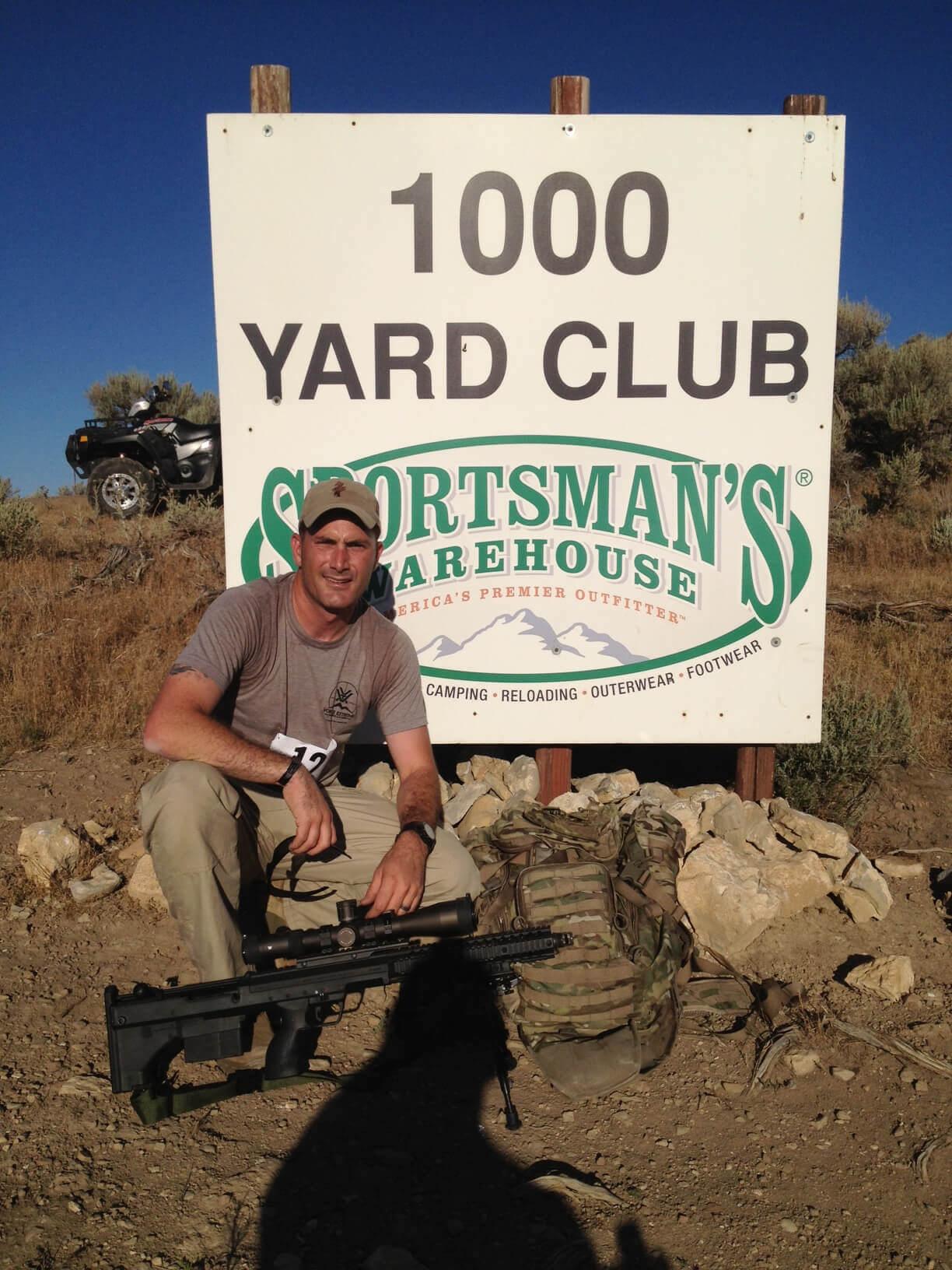 1000 Yard Club
