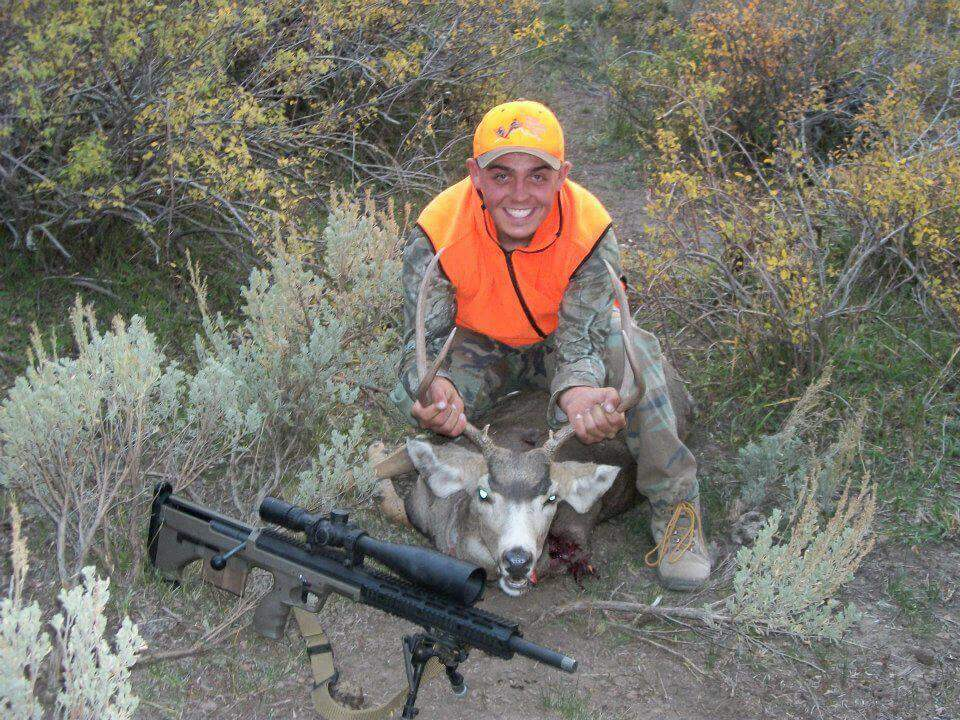Deer Hunt Utah