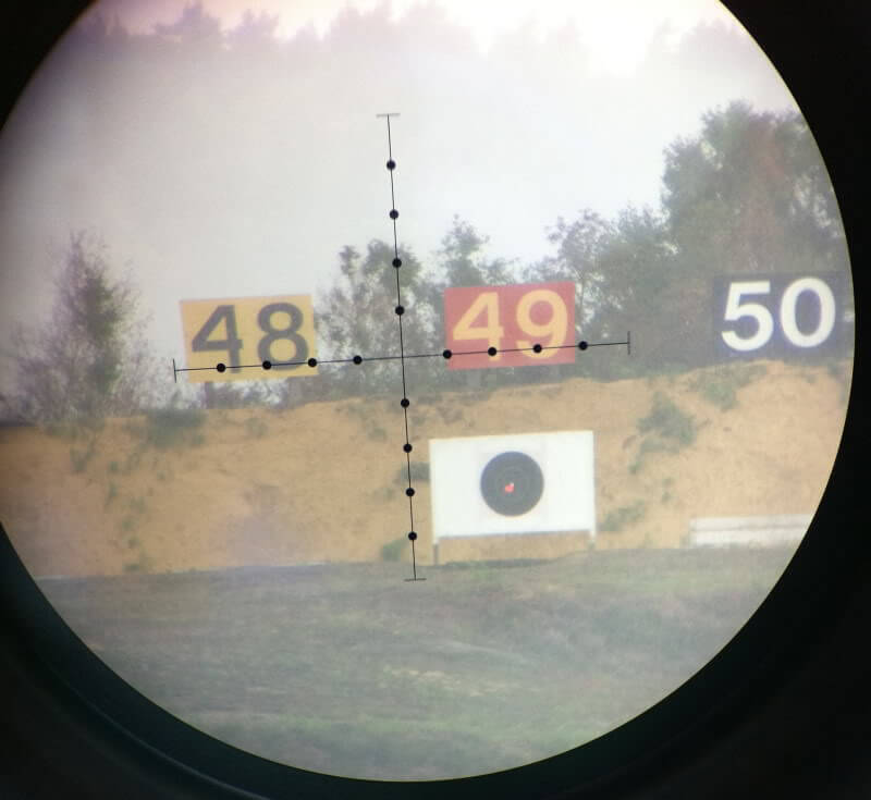 Desert Tactical Arms 900 Yards