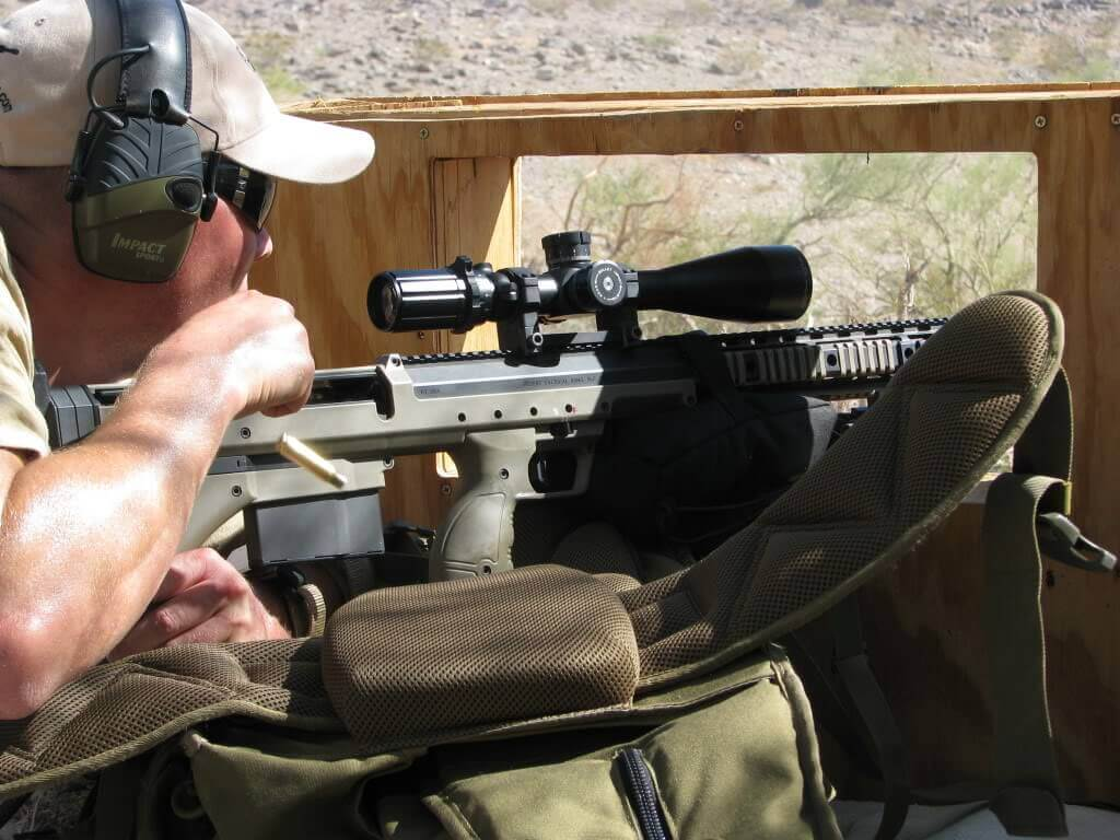 Precision Rifle Contest Desert Tactical Arms Arizona
