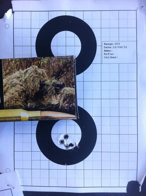 Steve Reichert Target Desert Tactical Arms